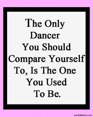 Quotes About Dancers
