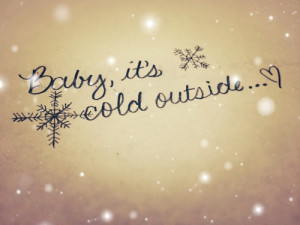 Christmas snow holiday baby song snowflake its cold outside christmas ...