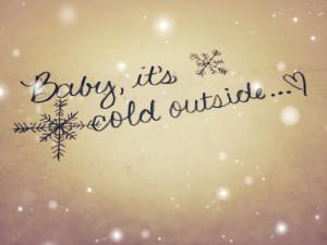 Christmas snow holiday baby song snowflake its cold outside christmas ...