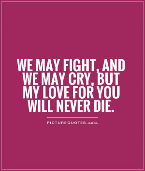 Fight Quotes Cry Quotes