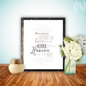 love Quote Print family Printable art wall decor, inspirational quotes ...