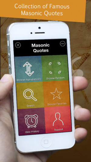 Masonic Quotes - Extensive Collection of Inspiring Quotations by ...