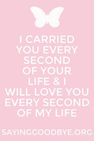 stillborn baby quotes