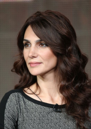 Annie Parisse at event of The Following (2013)