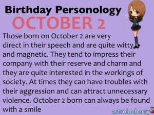 October Birthday Quotes