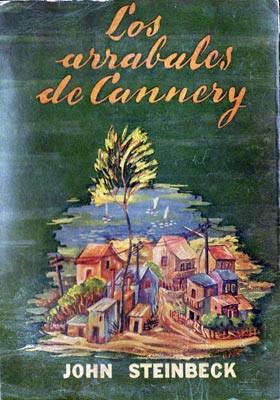 John Steinbeck Cannery Row