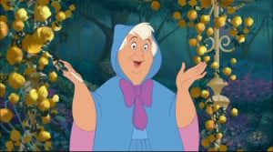 Fairy Godmother in Cinderella III: A Twist in Time Added by ...