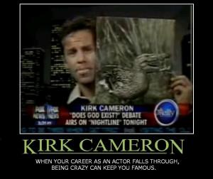 Kirk Cameron Poster by Glorfon