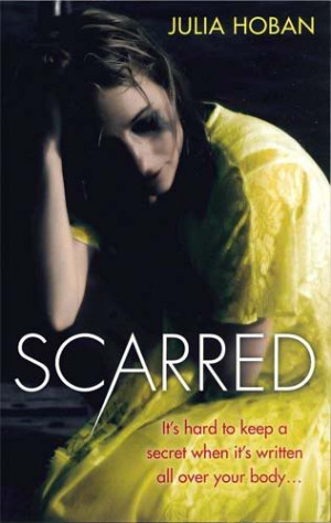 SCARRED by Julia Hoban (day 1) [Giveaway] [Monster Birthday Party]