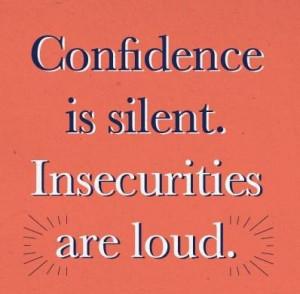 Confidence Quote Confidence