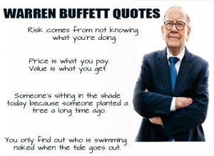 Quotes By Warren Buffett