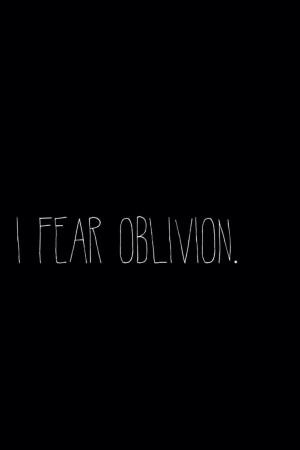 fear oblivion, Augustus WatersStars, Oblivion Quotes, Tfios Quotes ...