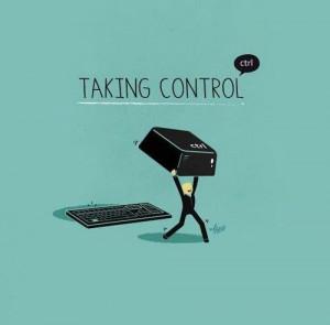 Control freak !