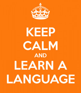 So, how can I learn a new language without getting out of bed? Here ...