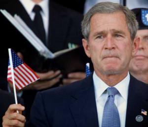 Meet Wind Power's New Spokesman: George W. Bush?