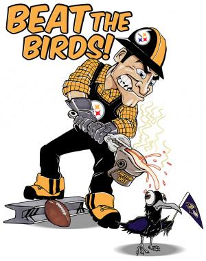 Noggin's Notes: Steelers vs. Ravens Pre-Game Analysis by Still Noggin