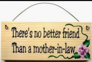 love my mother in law quotes
