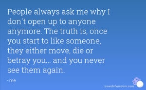 Quotes About Not Trusting People Anymore The best trust quotes - 11 to