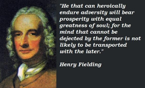 Henry fielding famous quotes 1