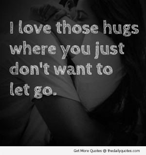 Hug Quotes For Her