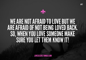Scared to Love Again Quote http://www.tumblr.com/tagged/afraid%20to ...