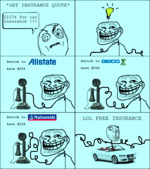 Free Insurance!! | Love quotes,funny joke pictures & famous quotes