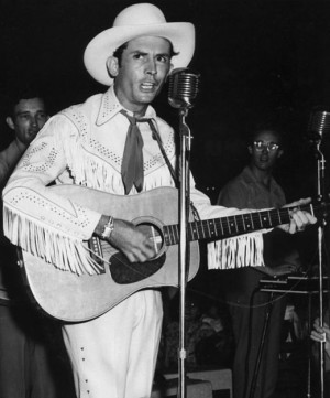Hank Williams had 35 singles place in the Top 10 of the Country ...