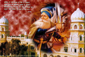 Baba Deep Singh Ji - Punjab is nothing without Him