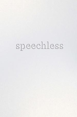 Review: Speechless by Hannah Harrington