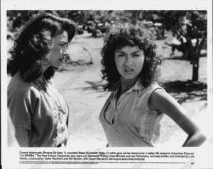 1987 Elizabeth Pena - Actress LA BAMBA Press Photo