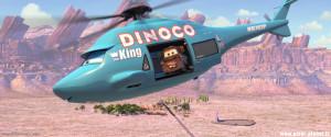 Pixar Planet Disney cars