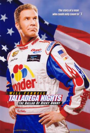 Talladega Nights: The Ballad of Ricky Bobby movie