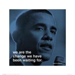 Obama - Change