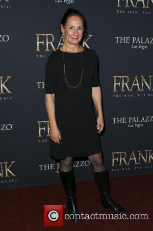 Laurie Metcalf - 'FRANK The Man. The Music.' debut evening - Arrivals ...