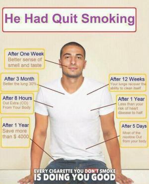 quit smoking quotes inspiration quotesgram