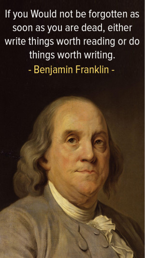 : Benjamin Franklin quotes - Famous Benjamin Franklin Wisdom Quotes ...