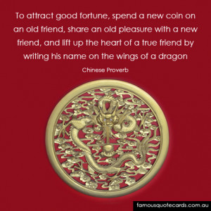 quotes about friendship to attract good fortune spend a new penny