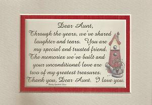AUNT-Dear-Share-MEMORIES-Laughter-TRUST-Greatest-TREASURE-verses-poems ...