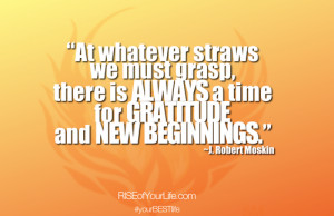 New Beginning Quotes Inspirational