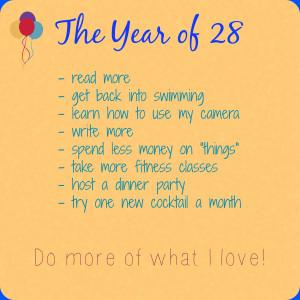 Happy 28th Bir...