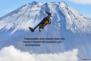 Anything Is Possible – Picture Quotes