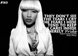 Nicki Minaj Quotes Pictures