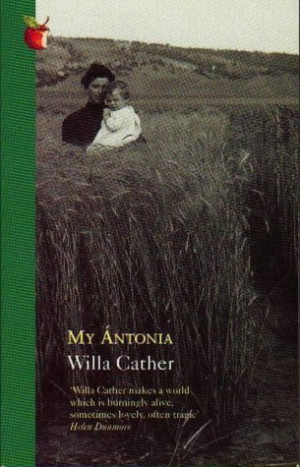 an analysis of migration in my antonia by willa cather Essays and criticism on willa cather's my antonia - analysis.