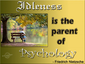 Funny Psychology Quotes The parent of psychology.