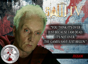 Saw Movie Jigsaw Quotes Horror quotes cards