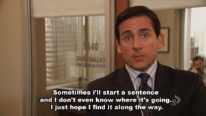 Michael Scott The Office Quotes