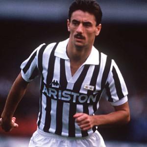 Ian Rush Juventus