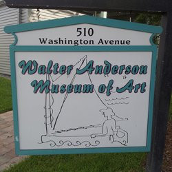Walter Anderson Museum of Art - Ocean Springs, MS, United States