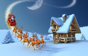 christmas reindeer wallpaper christmas reindeer desktop 564029 jpg