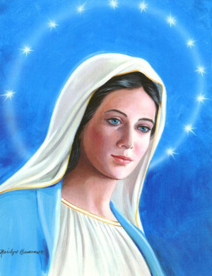 woman of nazareth in galilee and the mother of jesus
